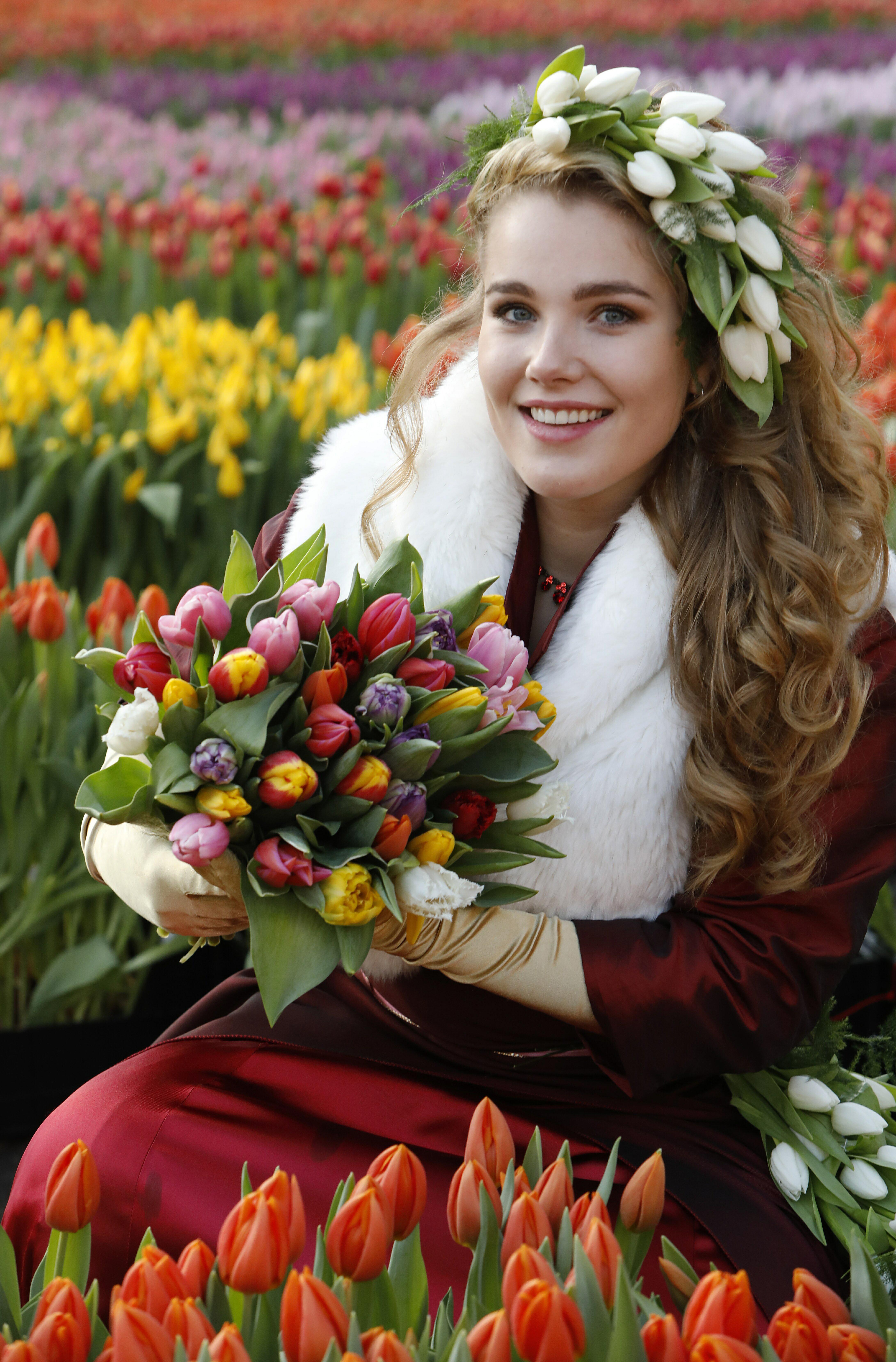 5 Redenen waarom tulpen blij maken!